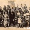 """Година непозната: Ученици од III одделение од ОУ """"Свети Кирил и Методиј"""" во Плетвар."""