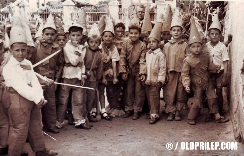 Ученички карневал.