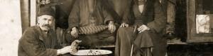 1917: Амутчиски дуќан во Прилеп...