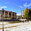 2003: Зградата на Економскиот факултет во Прилеп