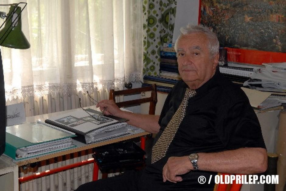 2012: Петар Муличкоски
