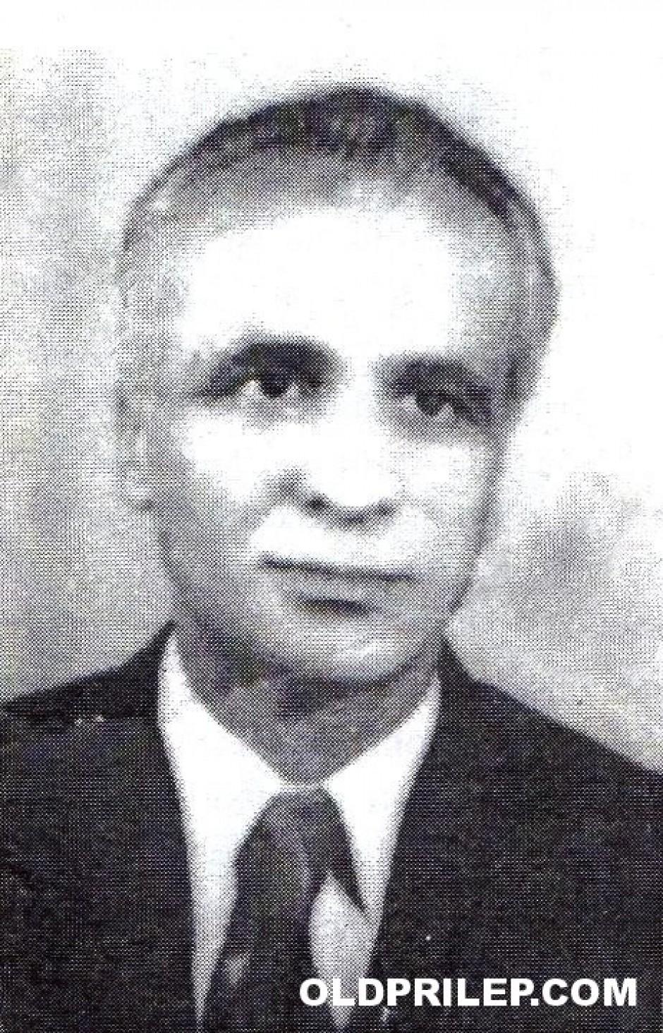 Кирил Атанасоски - Бикерес