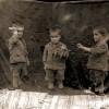 """Благоја Жежоски: """"Дете со круша"""", 1929 година"""