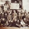 """192?: Ученици од четврто одделение од ОУ """"Војвода Путник""""."""