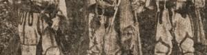 Војводите: Мирче Најденов, Тане Николов и Ѓоре Спирков Леништанец