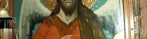 Икона на Свети Јован Крстител - кефалофорит од манастирот Трескавец
