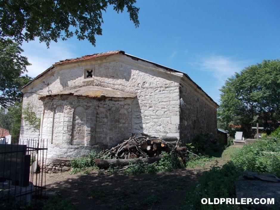 """Црква """"Свети Теодор Тирон"""", село Дреновци."""