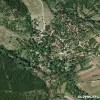 Сателитска снимка на село Зрзе