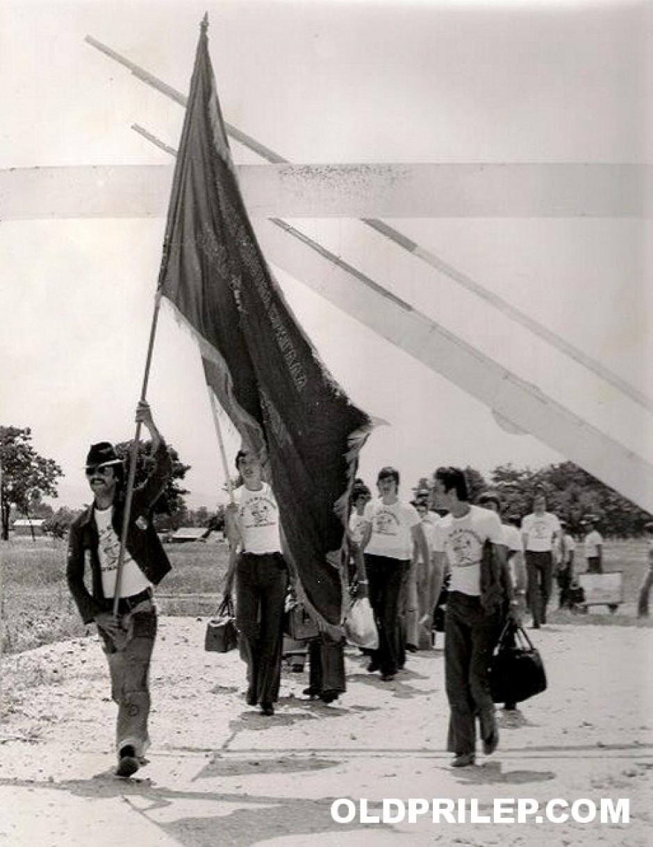 "1976: ОРА ""Мариово"" - Доаѓање на бригадирите"