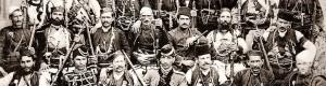 1908: Српски војводи од Македонија за време на Хуриетот