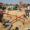 Детски парк во Беровци.