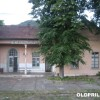 Железничката станица во Гостиражни.