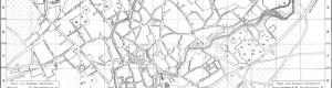 1918: Германска воена карта со план на Прилеп...