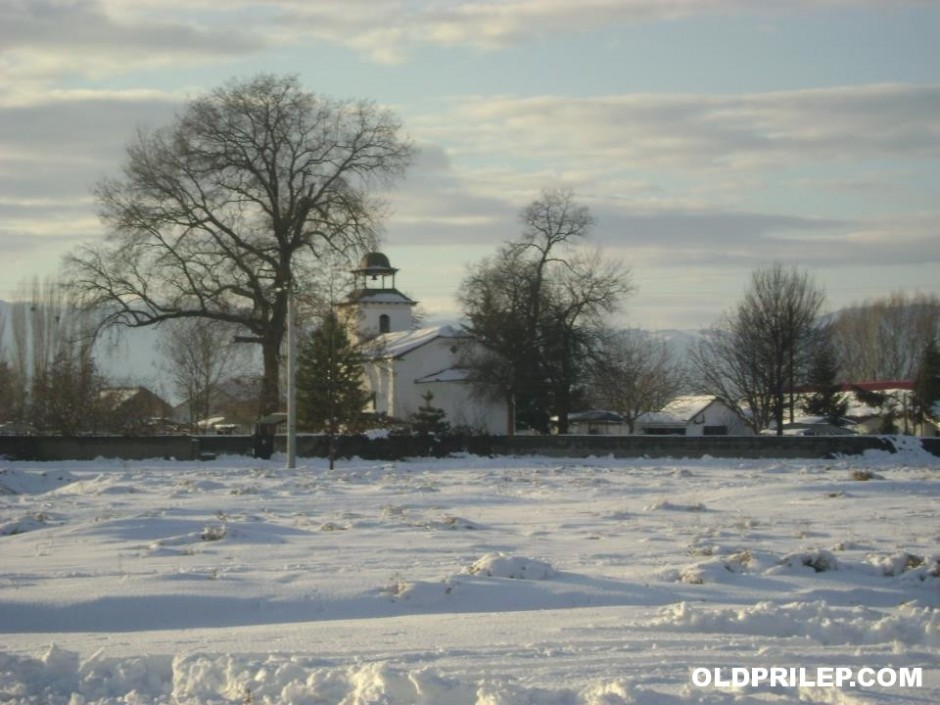 Зимска идила во Мало Коњари.