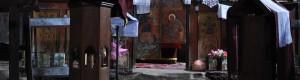 2012: Внатрешноста во црквата Света Петка во Бешиште