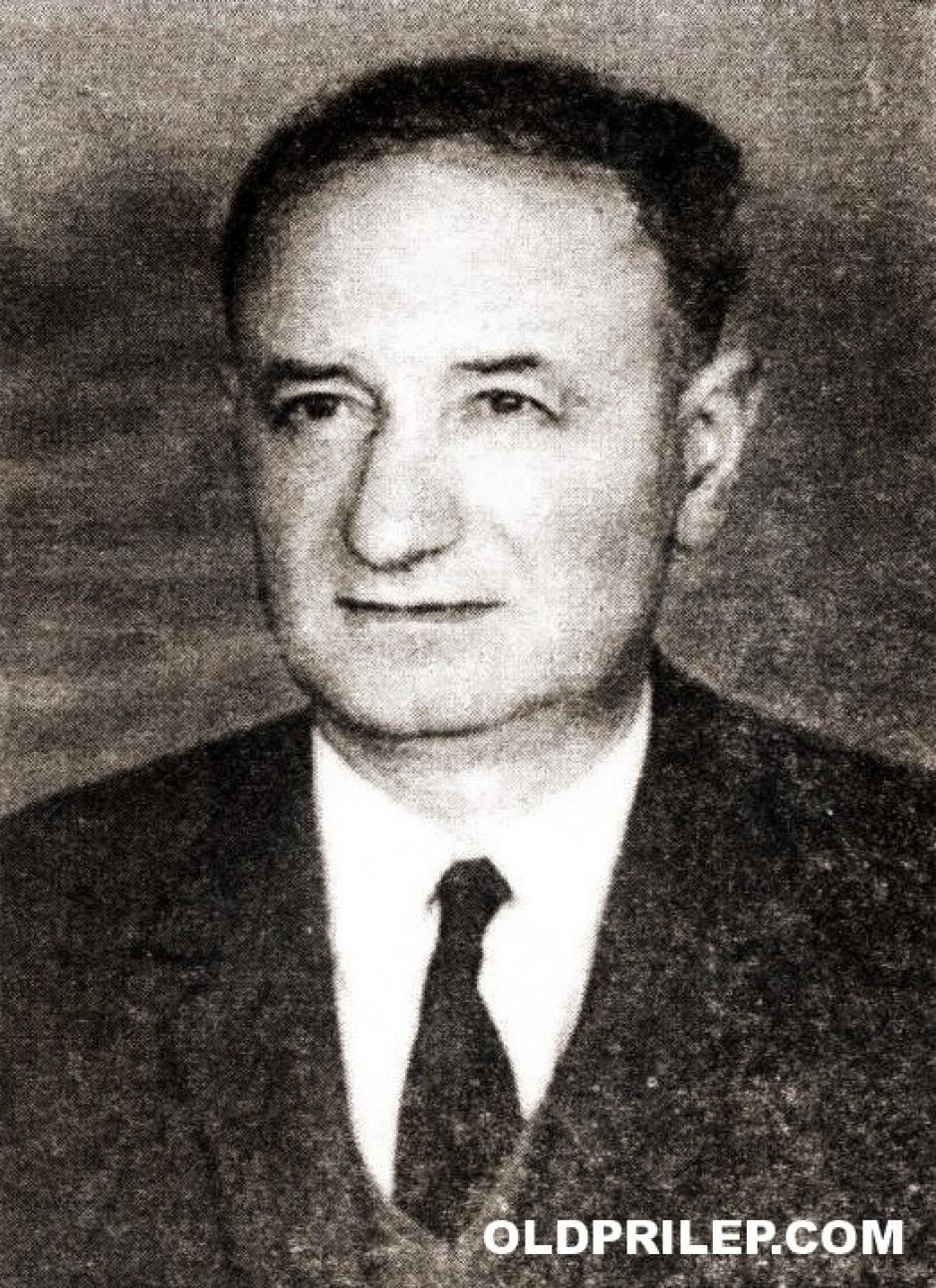 Димче Аџимитрески...