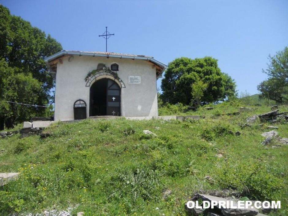 """Црква """"Свети Атанасиј"""", село Мрамор."""