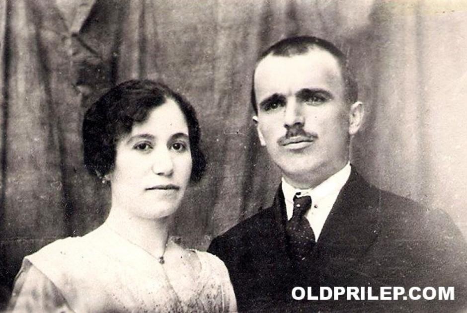 1922: Домника и Кирил Думбалови