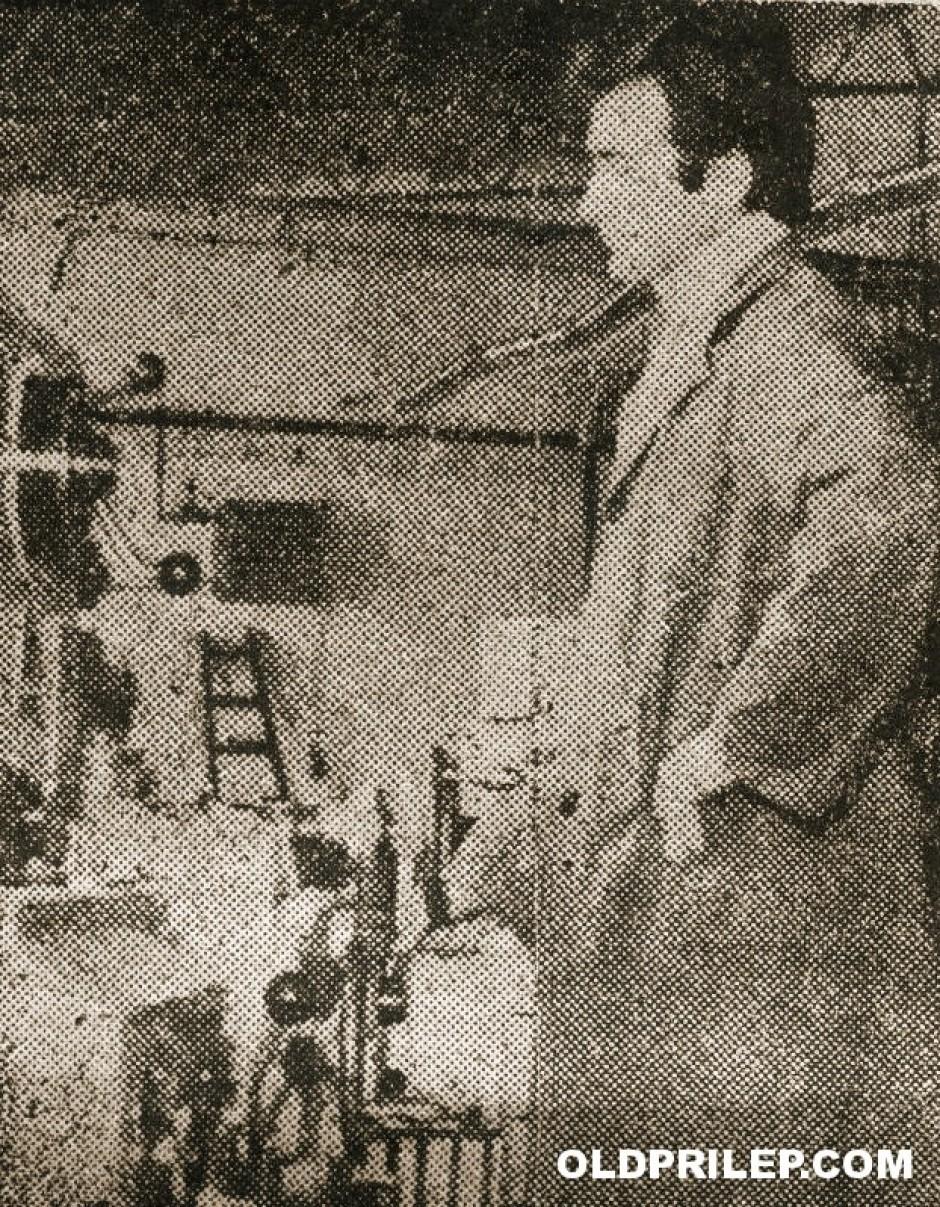 """1988: Во погоните на """"Елан"""""""