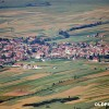2012: Панорама на Лажани...