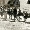 Годините пред Втората светска војна: Дрвари пред манастирот Трескавец...