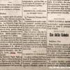 """27 јули 1912: Бунт на војската од гарнизоните во Измирскиот и Битолскиот вилает, американски весник на италијански  """"Il Messaggiero Italiano"""""""