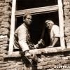 1958: Ѕидање на куќа во Старо Корзо...
