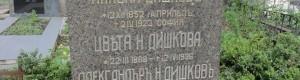2014: Семејната гробница на Дишкови во софиските гробишта...