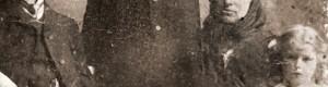 1906: Баба Стојна со синовите Атанас и Кочо