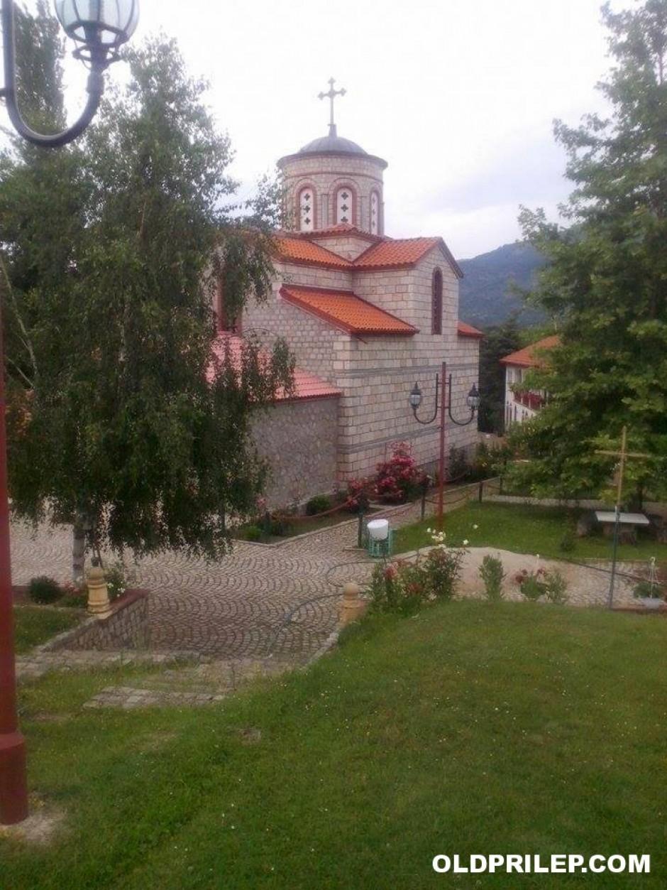"""Манастир """"Свети Илија"""", Дрен."""