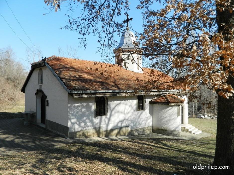 """Манастир """"Раѓање на Пресвета Богородица"""", село Никодин"""