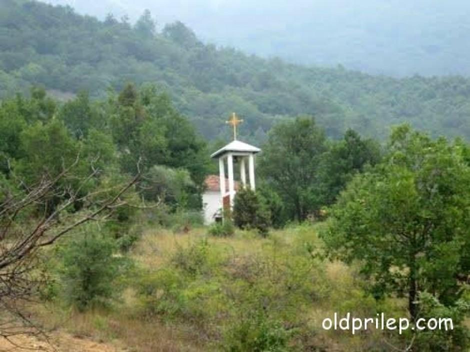 """Црква """"Свети Никола"""", село Кошино."""