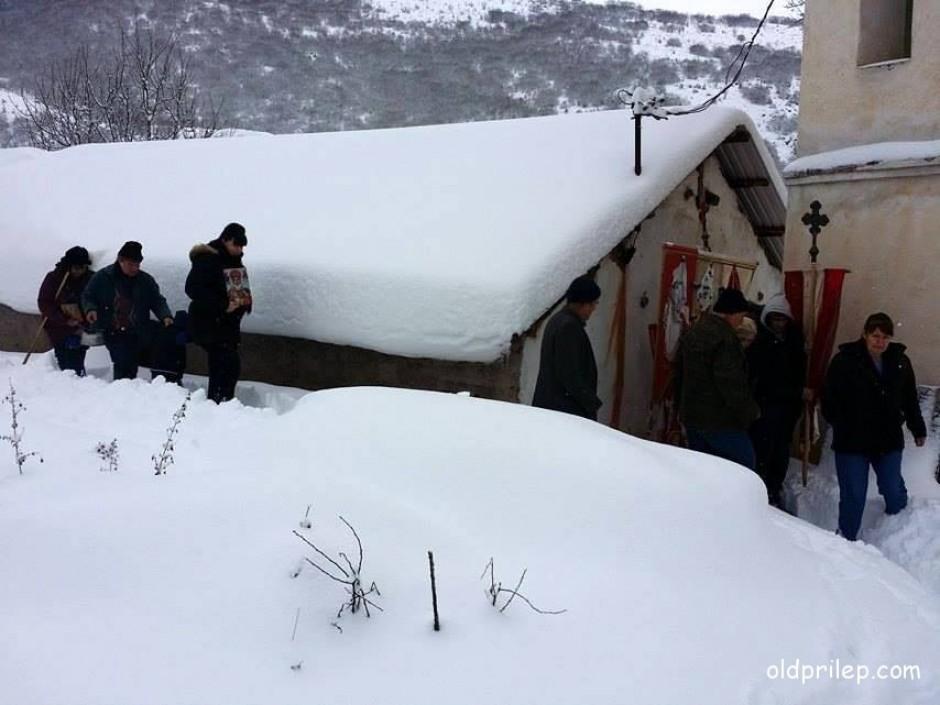 """Црква """"Свети Никола"""", село Крапа"""