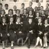 Ученици при прилепската гимназија...