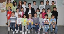"Учебна 2010/11: Ученици при ОУ ""Рампо Левката"""