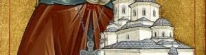 Романска икона на Свети Никодим Тисмански