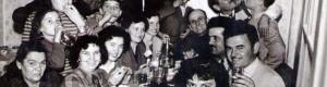 Дочек на нова година 1959 во домашна атмосфера - Чаловци,Кајџановци и Аговци