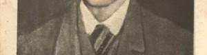 1941/44: Картичка со ликот на Пере Тошев изработена од браќата Манаки