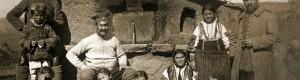 1917: Војници на Централните сили сликани во Алинци...