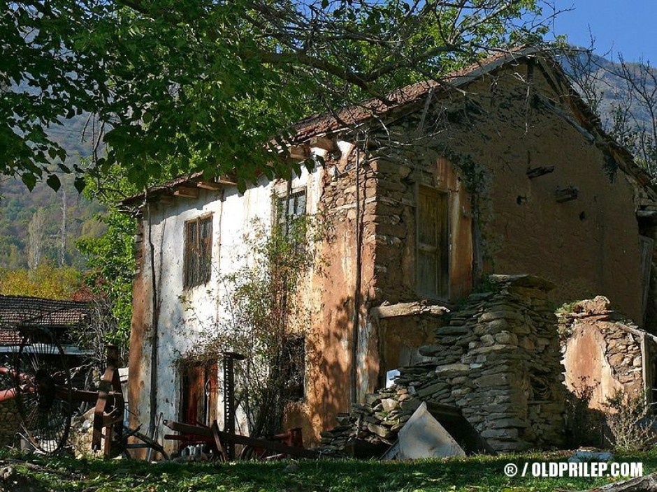 Куќа во Костинци...