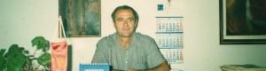 Илија Димоски - Шаторо во својот кабинет, 1991...