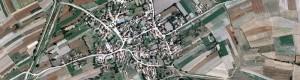 Сателитска снимка на Кадино Село