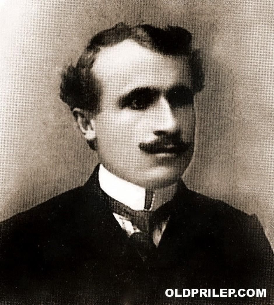 Милан Христов Ѓурлуков