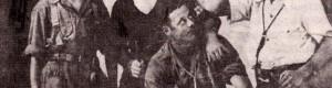 Џовани Паси сликан со своите соборци...
