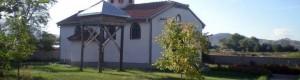 """Црква """"Воскресение Христово"""", село Беровци"""