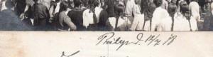 12 јули 1918: Фотокартичка од Прилеп испратена во Германија...