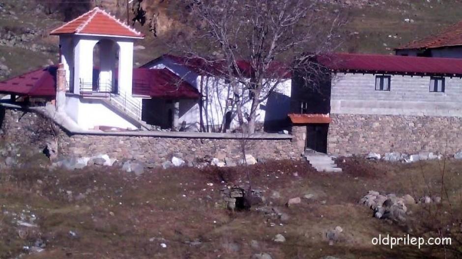 """Црква """"Вознесение Христово"""", село Полчиште."""