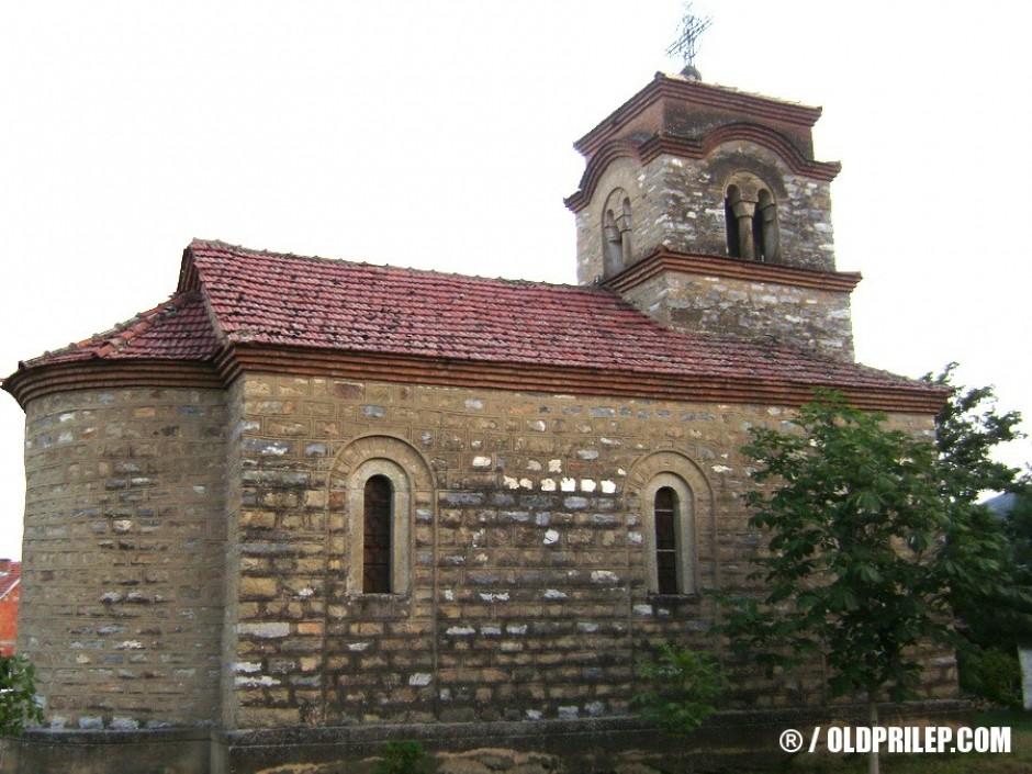 """Црква """"Свети Георгиј"""", село Дебреште."""