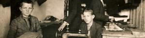 1936: Во работилницата кај Пројко шнајдерот