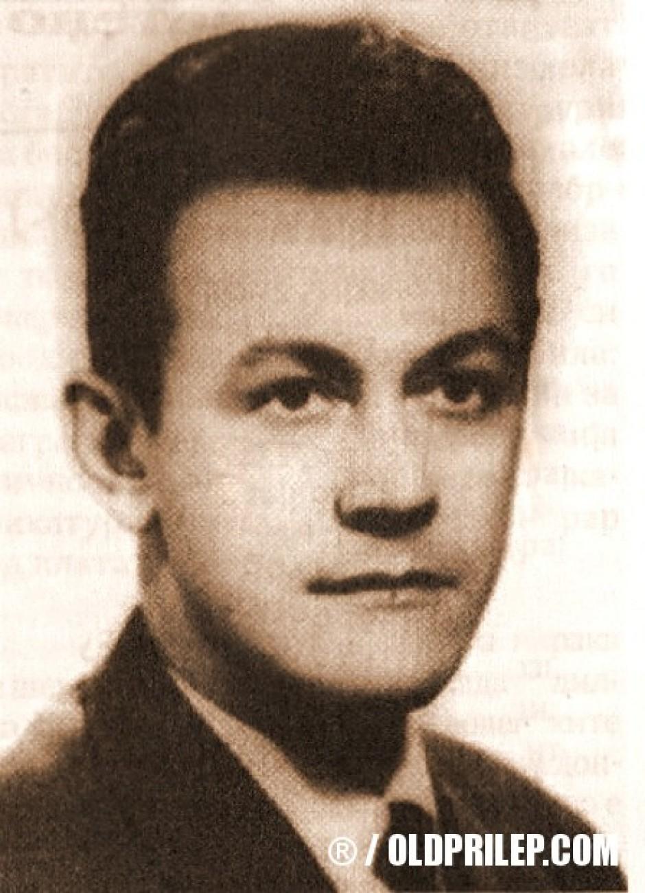 Глигор Караџоски...